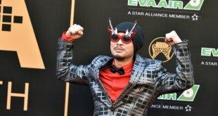 Penyanyi rap Namewee yang dituduh menghina Islam (ibtimes.com)