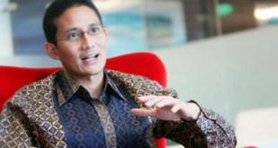 Gerindra dan PKS sepakat mengusung Sandiaga Uno dalam Pilkada DKI 2017. (lensaindonesia.com)