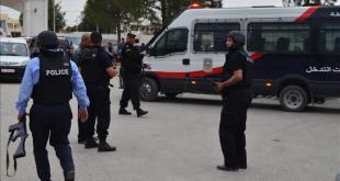 Aparat keamanan Tunisia (aa.com.tr)