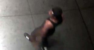 (Video) Tersangka Pembakar Muslimah di New York Tertangkap Kamera, Hadiah 1000 Dolar untuk Informasi Tentangnya