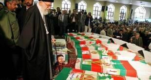 Ribuan tentara Iran tewas dalam konflik di Suriah. (islammemo.cc)