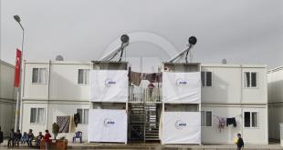 (Foto) Penampakan Kamp Pengungsi Suriah Yang Diresmikan Pemerintah Turki