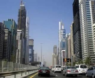 Ilustrasi - Kota Dubai (RoL)