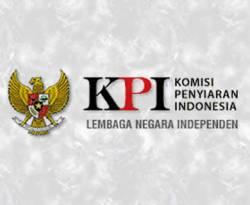 Logo Komisi Penyiaran Indonesia (KPI).