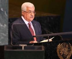 Presiden Palestina, Mahmoud Abbas. (Getty Images)