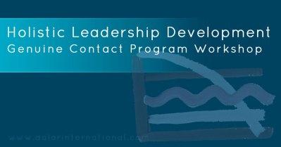 Holistic Leadership Development Workshop