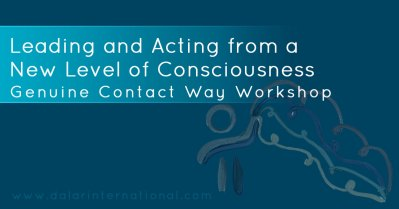 Leading and Acting from a New Level of Consciousness