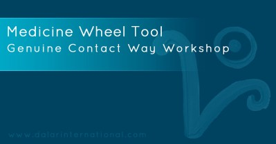 Medicine Wheel Tool Workshop