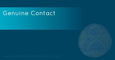 Genuine Contact