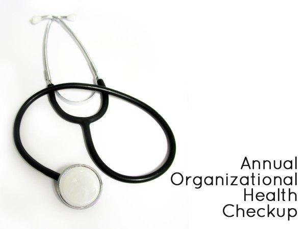 Annual Organizational Health Checkup