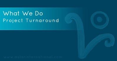 project-turnaround-service