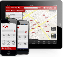 free mobile home search application