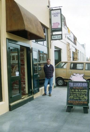 The Loaded Hog, Christchurch
