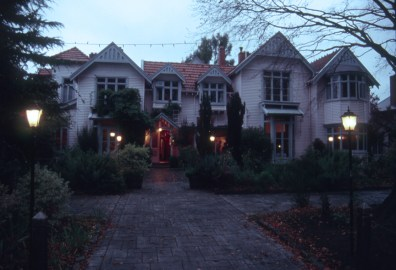 Eliza's Manor House, Christchurch