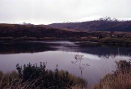 Lake Wakatipu looking calm