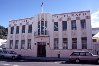 The Daily Telegraph Building, Napier