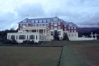 The Chateau Tongariro