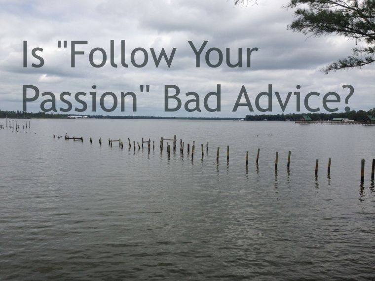 Is Follow Your Passion Bad Advice