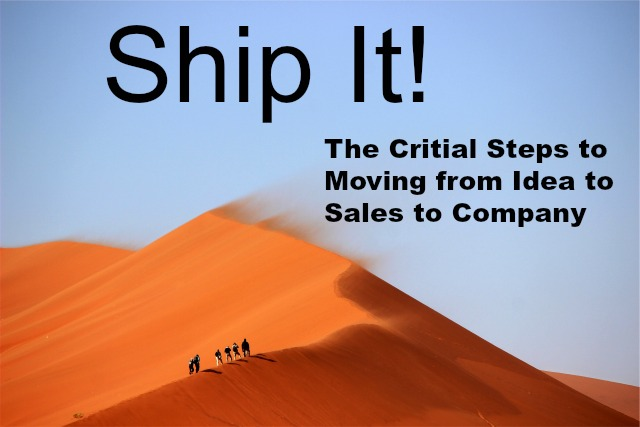 Ship It - The Critical Sales Path