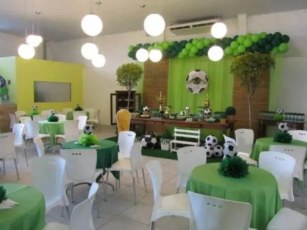 Ideas para fiesta tem tica de f tbol dale detalles for Articulos decoracion baratos