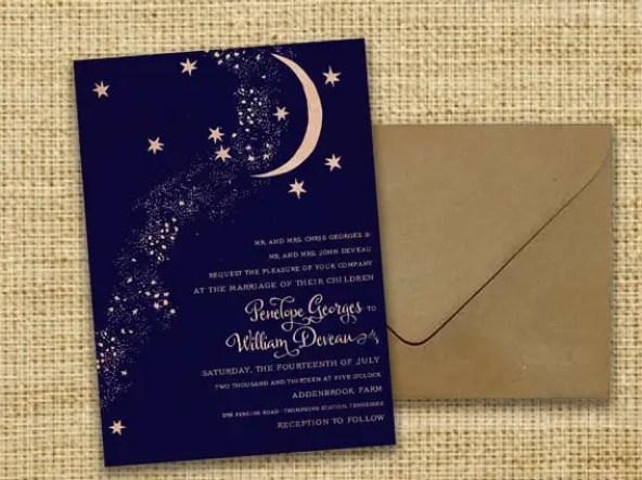 boda estrellas y lunas