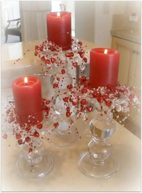 Ideas para decorar el d a de san valent n dale detalles for Ideas decoracion san valentin
