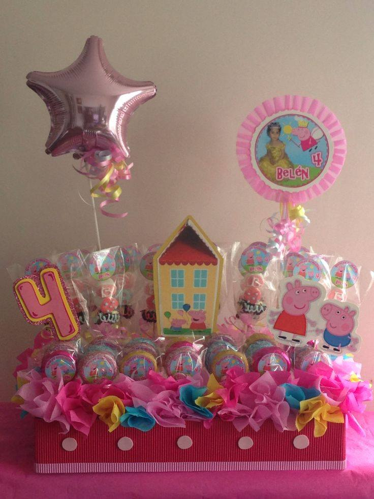 Peppa pig dale detalles for Cosas de decoracion