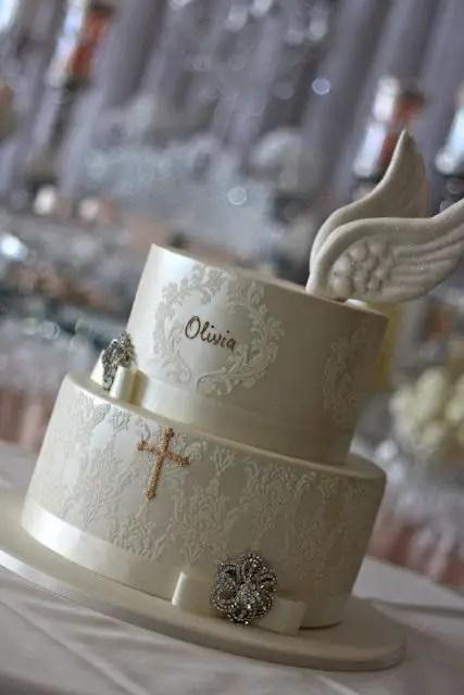 comunion pastel