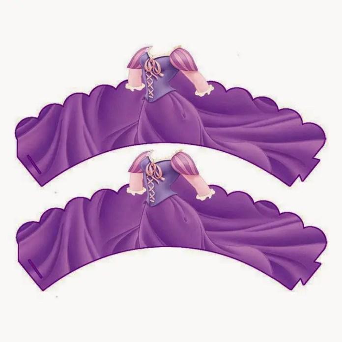 imprimible rapunzel