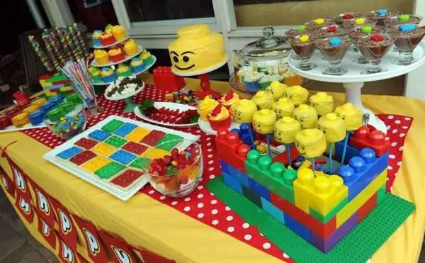 Fiesta De Lego Dale Detalles