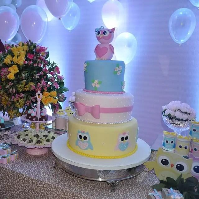 Ideas De Decoraciones Para Baby Shower De Nino.Baby Shower Buhos Dale Detalles