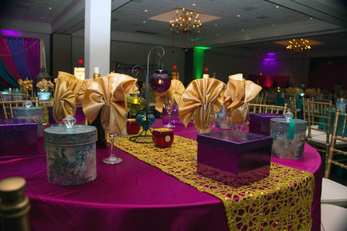 Arabian Nights party theme
