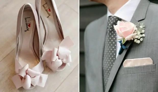 boda en rosa y gris1