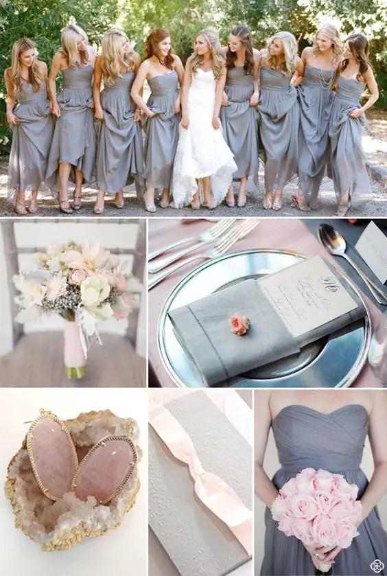 boda en rosa y gris3