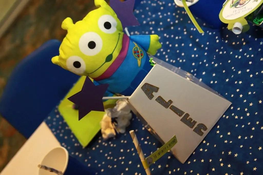 Buzz Lightyear Dale Detalles