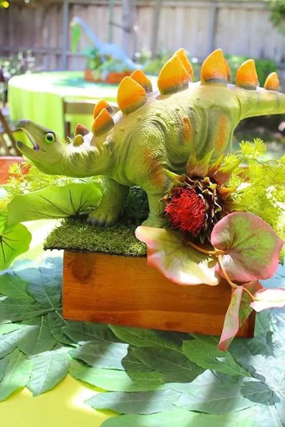 centro de mesa dinosaurios15