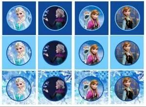imprimibles frozen3