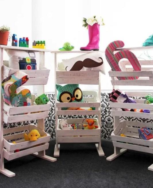 Mantener en orden los juguetes dale detalles for Decoracion del hogar sencillo