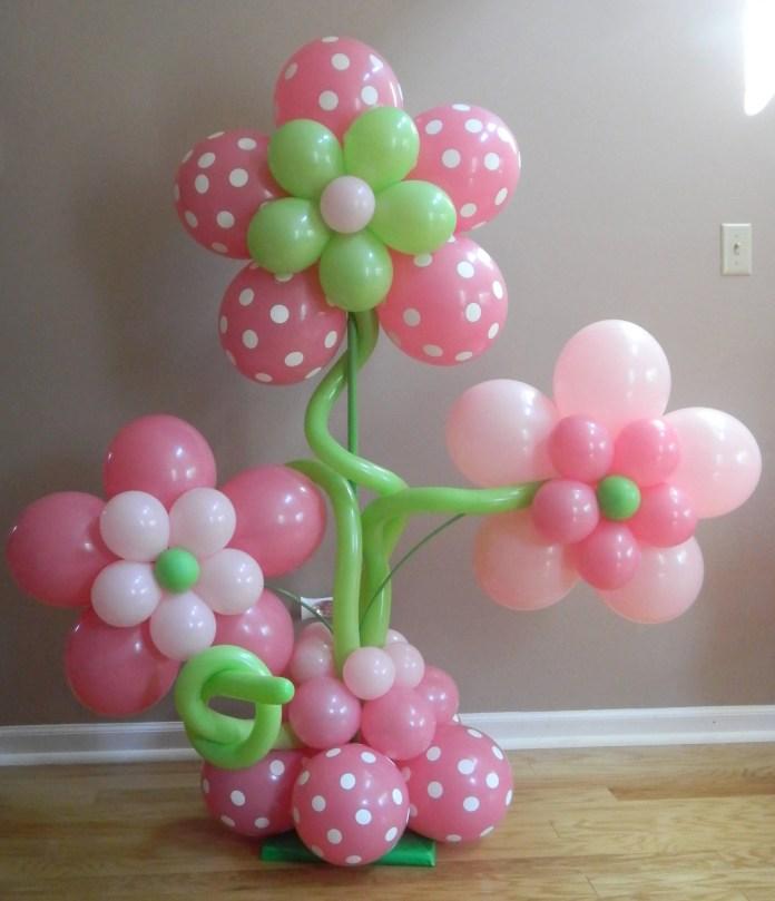 globo flor