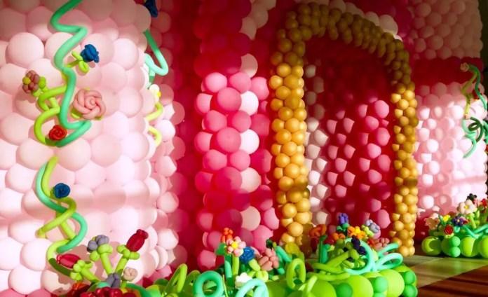 FESTA - CURITIBA - 18/10/2012 - ECONOMIA - Feira de fornecedores para festas e eventos corporativos , realizada no Expo Renault Barigui . Foto - Antonio Costa / Agencia de Noticias Gazeta do Povo