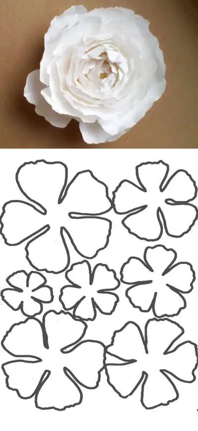Como Hacer Flores De Papel Gigantes Para Eventos Dale Detalles
