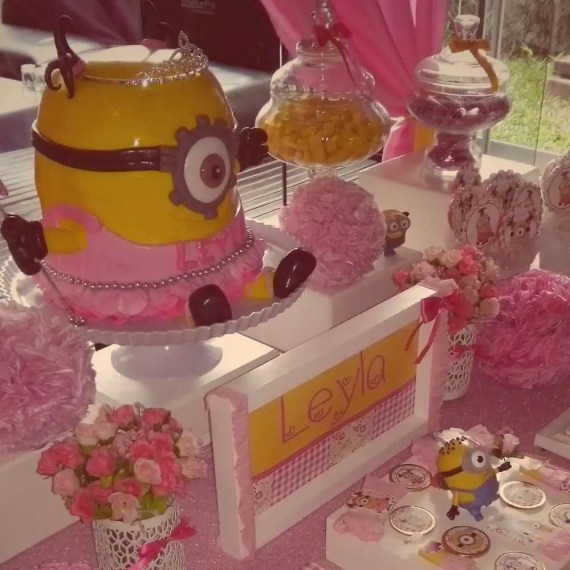 minion rosa3