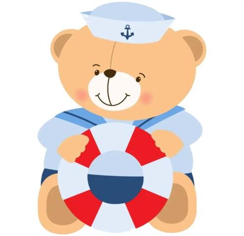 osito marinero