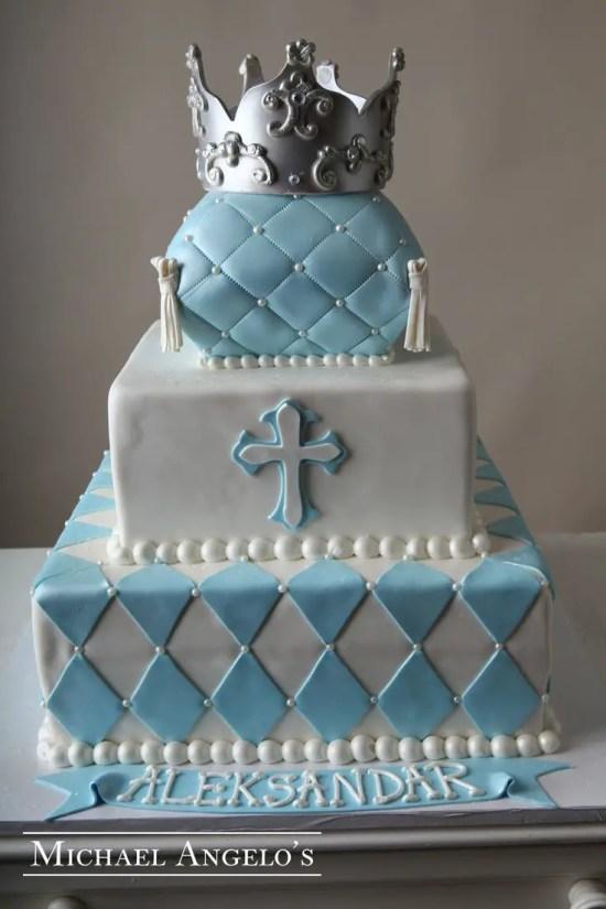 pastel para bautizo33
