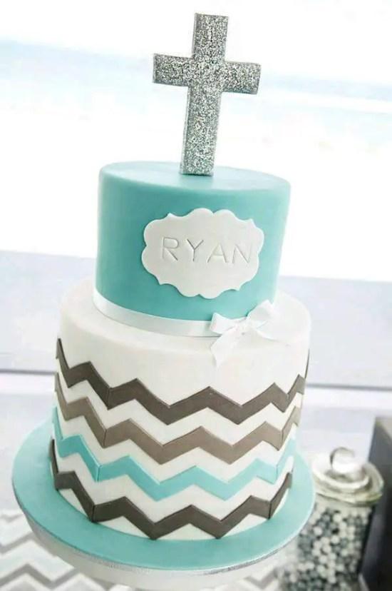 pastel para bautizo8
