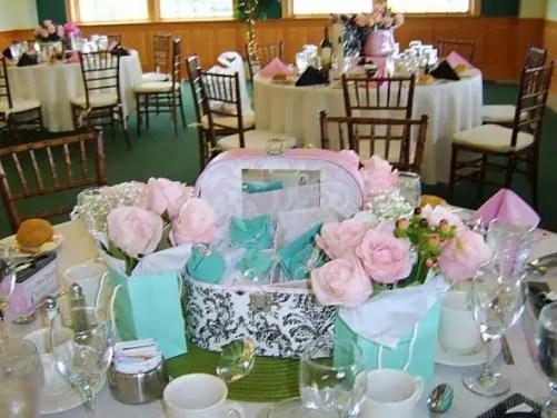 centro de mesa para despedida de soltera10