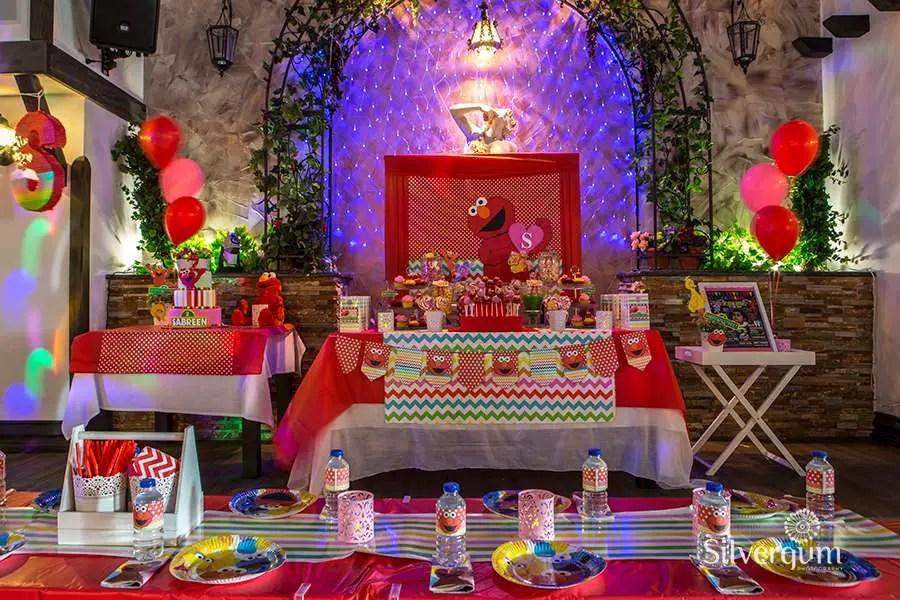 Elmo fantsticas ideas para fiesta infantil Dale Detalles