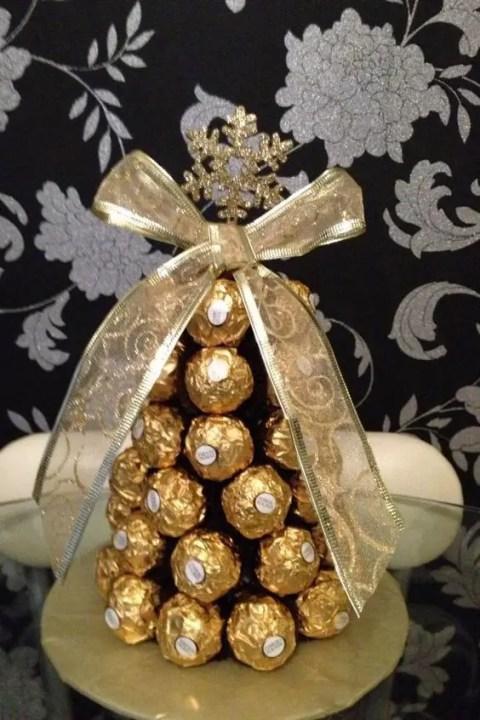 arreglos con chocolates ferrero5