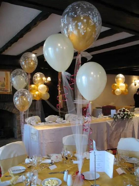 centro de mesa con globos16
