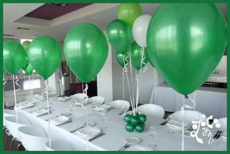 centro de mesa con globos8